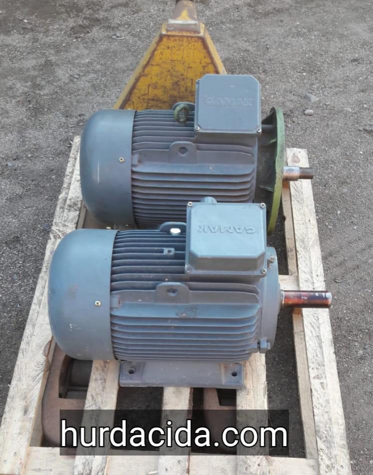 15 kw ikinci el elektrik motoru