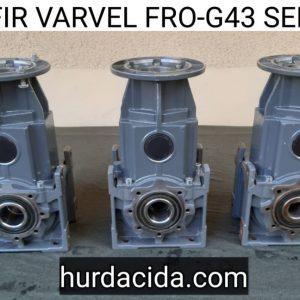 VARVEL Boşluksuz Redüktör FRO-G43