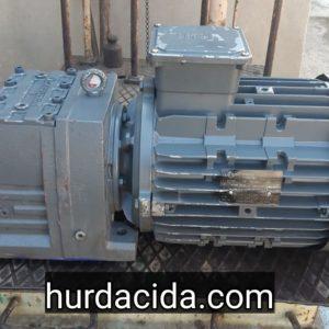 10 hp 450 Devir Redüktör