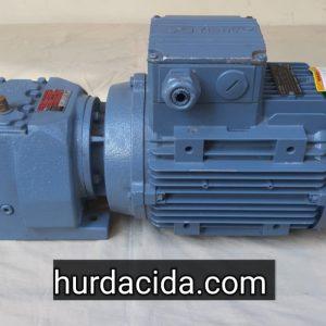 4 hp 400 devir redüktör