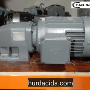 3 HP 350 Devir Redüktör